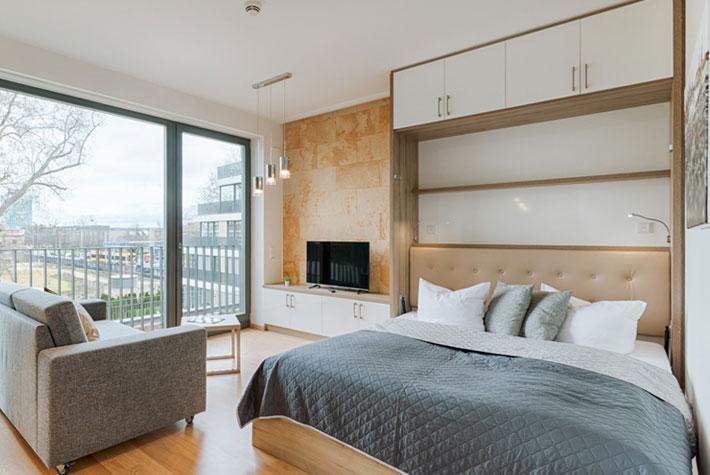 1-Zimmer Apartment Dresden